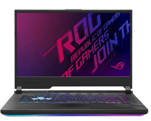 ASUS 15.6 Republic of Gamers STRIX G15 - Best Gaming Laptops Under 1500 Dollars