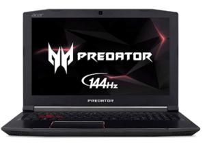 Acer Predator Helios 300 Gaming Laptop - Best Gaming Laptops Under 1500 Dollars