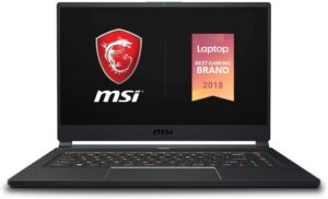 MSI GS65 Stealth-007 - gaming laptop
