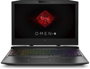 HP OMEN 17 - best gaming laptop under 2000