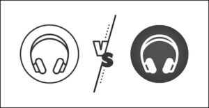 Headset vs Headphones Uses