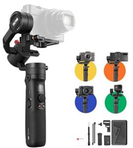 Zhiyun Crane M2 - Best DSLR Stabilizers And Camera Gimbals
