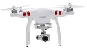 DJI Phantom 3 Standard Quad Copter Drone - Best Camera Drones