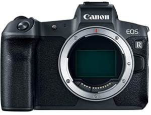 Canon (EOS R) Full Frame Mirrorless Camera - Best Mirrorless Camera