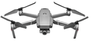 DJI Mavic 2 Zoom Drone - Best Camera Drones