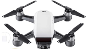 DJI Spark Drone Quad Copter - Best Camera Drones