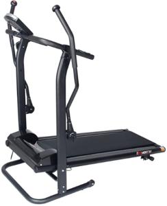 EFITMENT Adjustable Incline Magnetic Manual Treadmill - Best treadmills