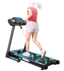 MaxKare Electric Folding Treadmill - Best Treadmills