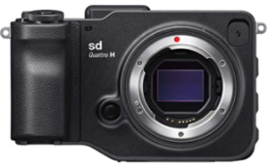 Sigma C41900 sd Quattro H 51 Digital - Best Mirrorless Camera