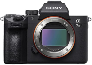 Sony a7 III - Best Mirrorless Camera