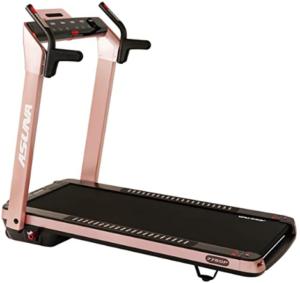 Sunny Health & Fitness Asuna SpaceFlex Electric Treadmill - Best Treadmills