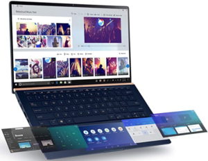 Asus ZenBook 14 Ultra-Slim Laptop