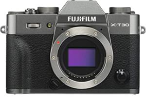 Fujifilm X-T30 - Best Mirrorless Camera
