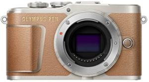 Olympus PEN E-PL9 - Best Mirrorless Camera
