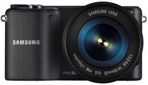 Samsung NX2000 - Best Mirrorless Camera
