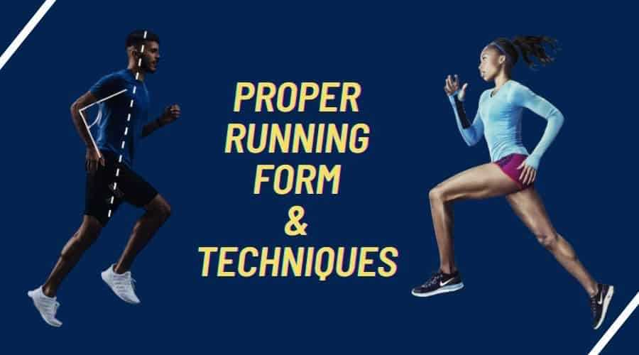 Proper Running Form