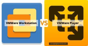 Difference Between VMware Workstation and Player